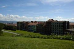 Gijón Fotografía de archivo libre de regalías