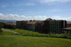 Gijon Royalty Free Stock Photography