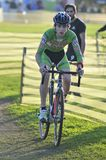 GIJON, ESPAGNE - 9 JANVIER : Championnats Espagne de Cyclocross dans Janu Photo libre de droits
