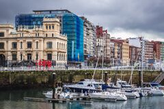 Free Gijon In Spain Royalty Free Stock Images - 168880019