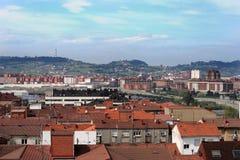 Gijon's view. Views of Gijón (Asturias) from 11 Stock Images