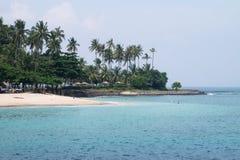 Gil wyspy, Lombok Indonezja Fotografia Stock