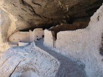 Gila Cliff Dwellings Lizenzfreie Stockfotos