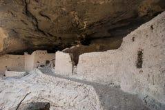 Gila Cliff Dwellings Stock Foto's