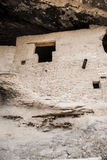 Gila Cliff Dwellings royalty-vrije stock fotografie