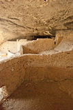 Gila Cliff Dwellings immagini stock libere da diritti