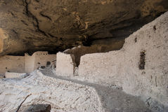Gila Cliff Dwellings Stock Photos