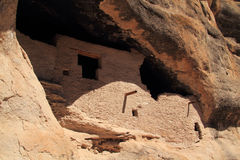 Gila Cliff Dwellings National Monument Stock Images