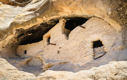 Gila Cliff Dwellings National Monument Royalty Free Stock Images