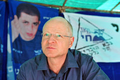 Gilad Shalit Royalty Free Stock Photo