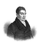 Gilbert du Motier, marquis de Lafayette Stock Images