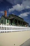 Gilbert's Bar House of Refuge. Historic Gilbert's Bar House of Refuge, Florida Royalty Free Stock Images