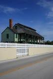 Gilbert's Bar House of Refuge. Historic Gilbert's Bar House of Refuge, Florida Stock Photography