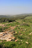 Gilboa, Israel Royalty Free Stock Photography