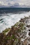 Gilbraltar Strait Stock Images