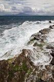 Gilbraltar Strait Stock Photography