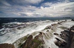 Gilbraltar Strait Royalty Free Stock Photography