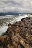 Gilbraltar Strait Royalty Free Stock Image