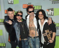 Gilby Clarke,Johnny Colt,Lukas Rossi, Rock Star:Supernova,Tommy Lee. JOHNNY COLT, LUKAS ROSSI, TOMMY LEE & GILBY CLARKE of ROCK STAR: SUPERNOVA at the VH1 Big in Stock Photos