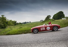 GILCO FIAT 1100 Barchetta Fontana 1950 Stock Image