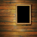 Gilded frame Stock Photos