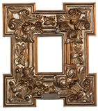 Gilded frame Stock Photo
