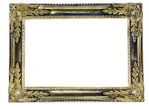 Gilded frame Royalty Free Stock Photo