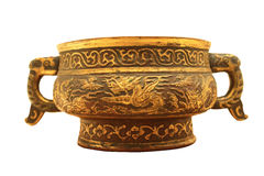 Gilded Incense Burner Stock Images