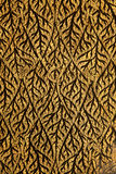 Gilded patterns Royalty Free Stock Photo