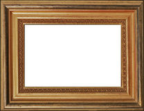 Gilded Photo Frame royalty free stock photography