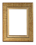Gilded Photo Frame Stock Photography