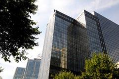Gildehof-Центр Эссен Германия зданий Стоковое фото RF