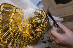 Gilding Stock Photos