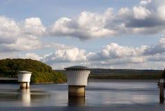Gileppe Dam Royalty Free Stock Image