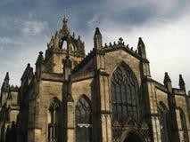 giles 02 kościół st wysoki Obraz Royalty Free