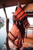 Gilet de sauvetage de dispositif de sécurité de flottaison d'assistance vitale, gilet de vie, gilet de travail, sauvetage, aide d photos stock