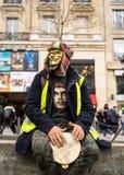 GiletsJaunes. ActeXVII Paris