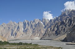Gilgit–Baltistan Royalty Free Stock Images