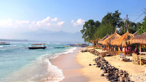 Gili Air Stock Photo