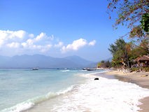 Gili Air Stock Image