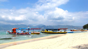 Gili Air Royalty Free Stock Images