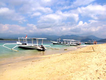 Gili Air Royalty Free Stock Photography
