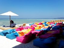 Gili air royalty free stock photos