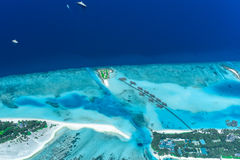 Gili Lankanfushi Royaltyfri Bild