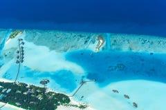 Gili Lankanfushi semesterort Fotografering för Bildbyråer