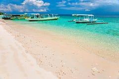 Gili Meno, Indonesia. Royalty Free Stock Image