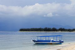 Gili Trawangan Stock Photos