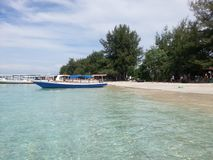 Gili Trawangan Photo stock