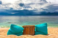 Gili Trawangan, Indonesia immagine stock