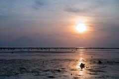 Gili Trawangan, Lombok, Indonesia stock photo